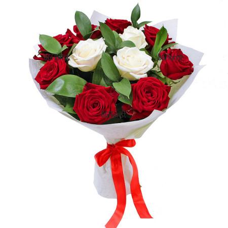 Доставка на букет от рози в София и страната