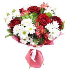 Доставка на букет от цветя Кордоба