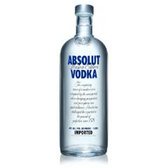 Водка Absolut 1.0 l