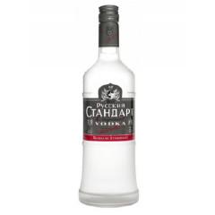 Бутилка водка Руски Стандарт