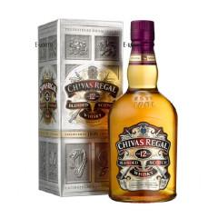 Луксозно уиски Chivas Regal 700ml.
