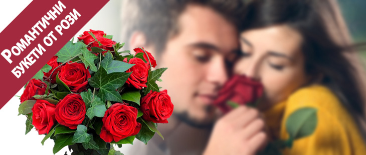 Send bouquet of multicoloured roses by courier to Sofia